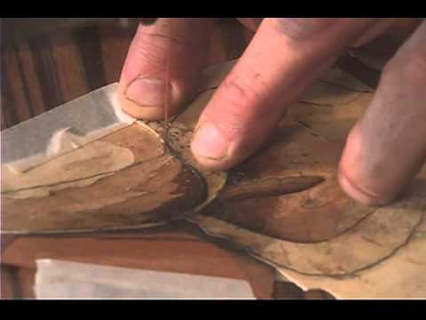 Silas Kopf Marquetry Tutorial - Building a Marquetry Picture