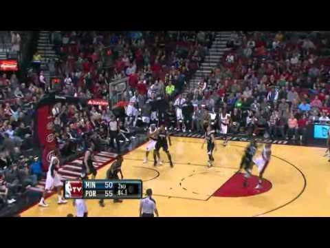 Minnesota Timberwolves 106 – Portland Trail Blazers 119