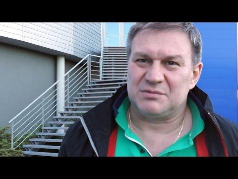 """Олег Гросс: """"Радует атмосфера в команде..."""""""
