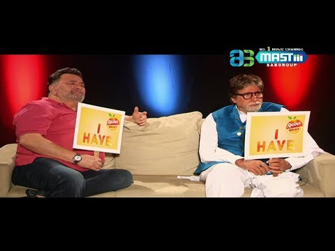 Exclusive Interview   Amitabh Bachchan & Rishi Kapoor   102 Not Out