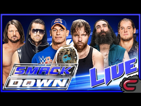 Video WWE SmackDown Live February 21st 2017 Full Show & Live Reactions download in MP3, 3GP, MP4, WEBM, AVI, FLV January 2017