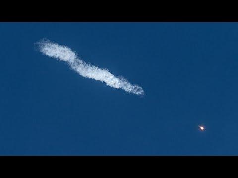 Έφτασαν πολύτιμες προμήθειες στον Διεθνή Διαστημικό Σταθμό…