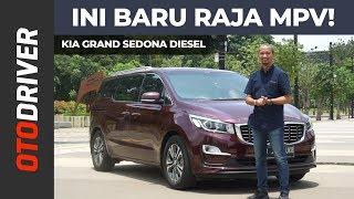 Download Video KIA Grand Sedona Diesel 2019 Review Indonesia | OtoDriver MP3 3GP MP4