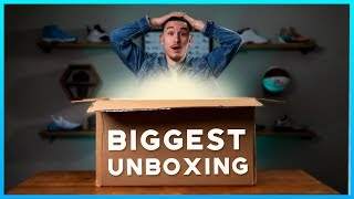 BIGGEST UNBOXING ON THIS CHANNEL EVER!