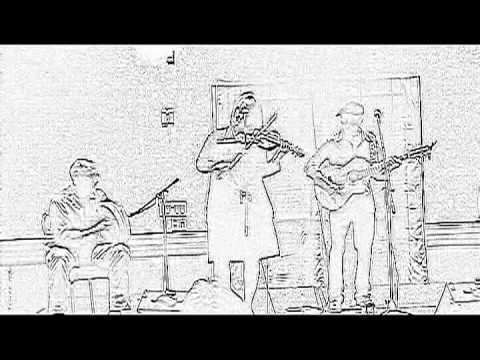 Pencil Drawing: Cady Finlayson Band plays O'Dowd's Reel at APAP 2012