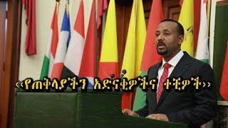 ETHIOPIA - ‹‹የጠቅላያችን አድናቂዎችና ተቺዎች››  DireTube.com