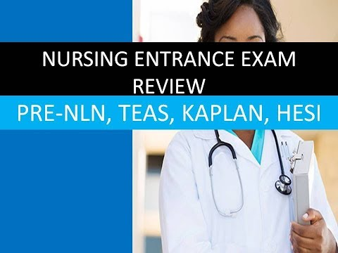 NURSING ENTRANCE EXAM REVIEW & PRACTICE QUESTIONS-MIXED REVIEW