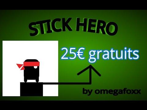 comment gagner stick hero