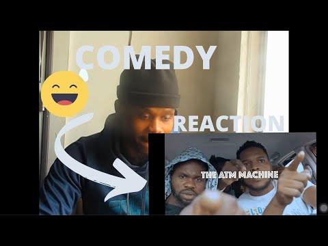 THE ATM MACHINE (Papa Ade and Ade) FUNNY REACTION VIDEO!!