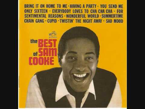Sam Cooke-Twistin' The Night Away