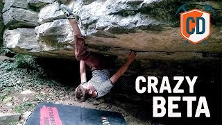CRAZY Beta On This 8A/+ Boulder | Climbing Daily Ep.1547 by EpicTV Climbing Daily