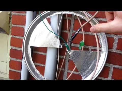 comment construire une antenne tv