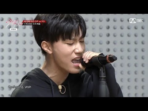 방예담 - 'There's Nothing Holdin' Me Back' ('Stray Kids'  YG vs JYP 프리 배틀) - Thời lượng: 4 phút, 33 giây.