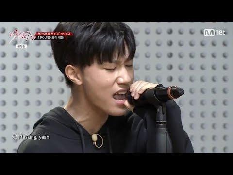 방예담 - 'There's Nothing Holdin' Me Back' ('Stray Kids'  YG vs JYP 프리 배틀) - Thời lượng: 4 phút, 33 giây.