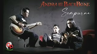 Video Andra And The Backbone - Sempurna MP3, 3GP, MP4, WEBM, AVI, FLV November 2017