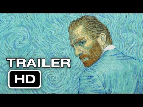 Preview Trailer Loving Vincent, trailer italiano ufficiale