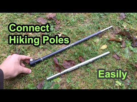 Middle-Link Extension Sections for Hiking Poles (T-32 and T-45) Review