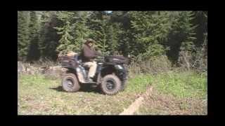 5. ATV Adventures - Skyline Ridge to Palisades