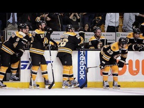 Миннесота 3-6 Бостон, НХЛ