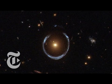 Einstein's Telescope | Out There | The New York Times