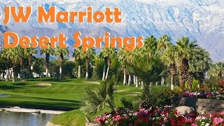 Palm Desert (CA) United States  city photos gallery : JW Marriott Desert Springs Resort, Palm Desert Hotels - California