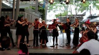 Nonton Christmas Music Showcase (Queen Street Mall, Brisbane) Film Subtitle Indonesia Streaming Movie Download