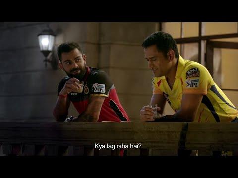 VIVO IPL: Chennai Super Kings v Royal Challengers Bangalore