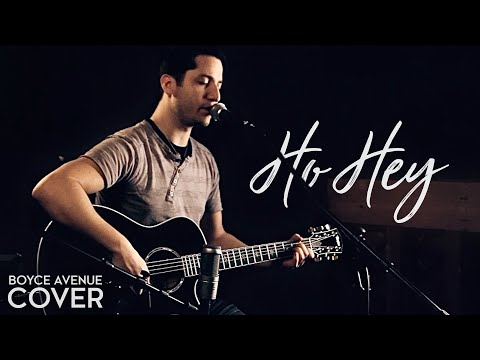 The Lumineers - Ho Hey (Boyce Avenue Acoustic Cover) On Spotify & Apple