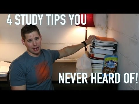 "4 ""Study Tips"" That Work, These ""Study Tips"" Are Simple & Easy!!!! 