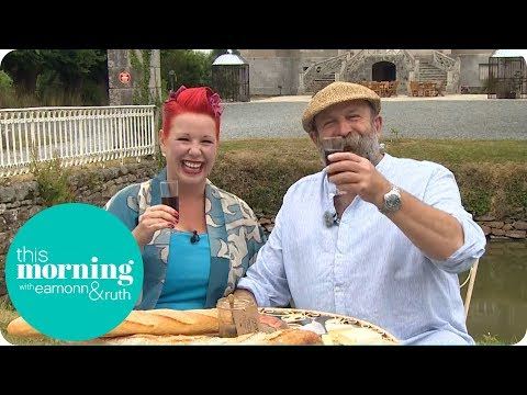 Dick & Angel Reveal if It's the Last Series of Escape to the Chateau   This Morning