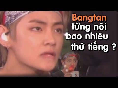 [ BTS funny moments #18] Bangtan từng nói bao nhiêu thứ tiếng rồi ???