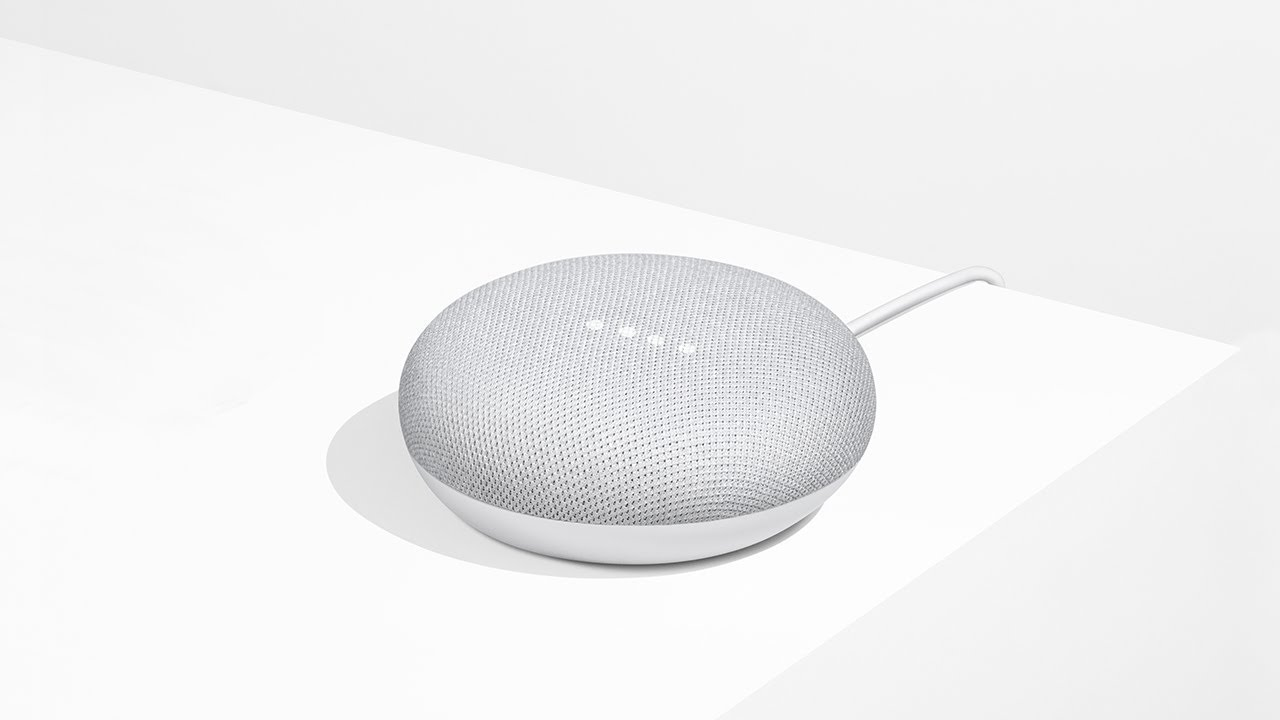 Meet Google Home Mini | Small and mighty