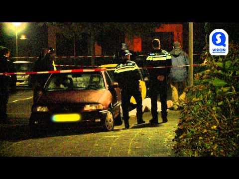 Man dood op straat gevonden in Deurne