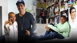 Video Hari Ketika Cristiano Ronaldo Mengubah Hidup Kylian Mbappe Kecil MP3, 3GP, MP4, WEBM, AVI, FLV November 2018