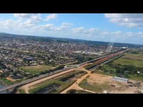 Voo panorâmico de Helicóptero em Camaquã/RS