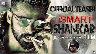 ISMART Shankar - Official Teaser | Ram Pothineni | Puri Jagannadh || Tollywood Book