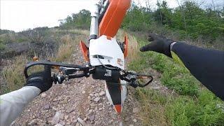 8. KTM 250 XCF Revenge! Dirt Bike Vlog