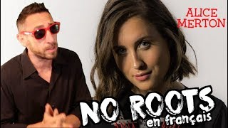 image of Alice Merton - No roots (traduction en francais) COVER Frank Cotty