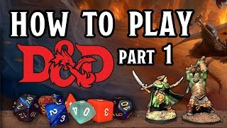 Video How to Play D&D part 1 - A Sample Game Session MP3, 3GP, MP4, WEBM, AVI, FLV Juli 2019