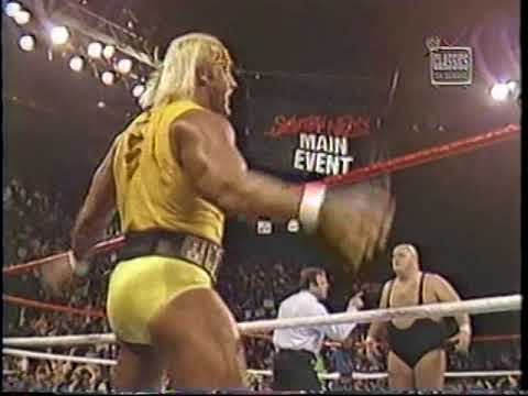 WWF Saturday Nights Main Event January [1-2-1988 ] Andre The Giant