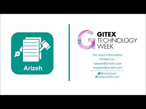 Arizeh legal tech startup