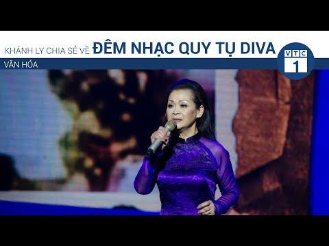 Khánh Ly chia sẻ về đêm nhạc quy tụ Diva | VTC1 - Thời lượng: 2 phút, 37 giây.