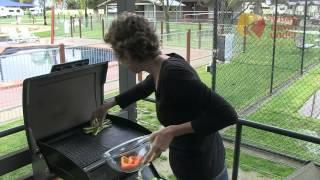 Mulwala Australia  city photo : RV Cooking Show Australia: BIG4 Yarrawonga - Mulwala Lakeside Grilled Antipasta