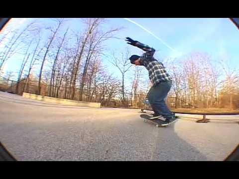 Mentor Skatepark 3/4/09