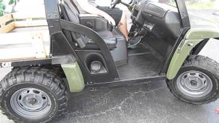 9. 2009 Artic Cat 550EFI Prowler side by side 4x4 utility vehicle. 506 miles RepoSell.com Auction