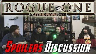 Video Star Wars Rogue One Spoilers Discussion MP3, 3GP, MP4, WEBM, AVI, FLV Januari 2019