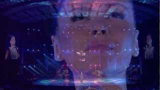 GRETA KOCI - ME SHEH NGA LART ( Kenga Magjike 2012 - Nata E Pare Gjysem Finale )