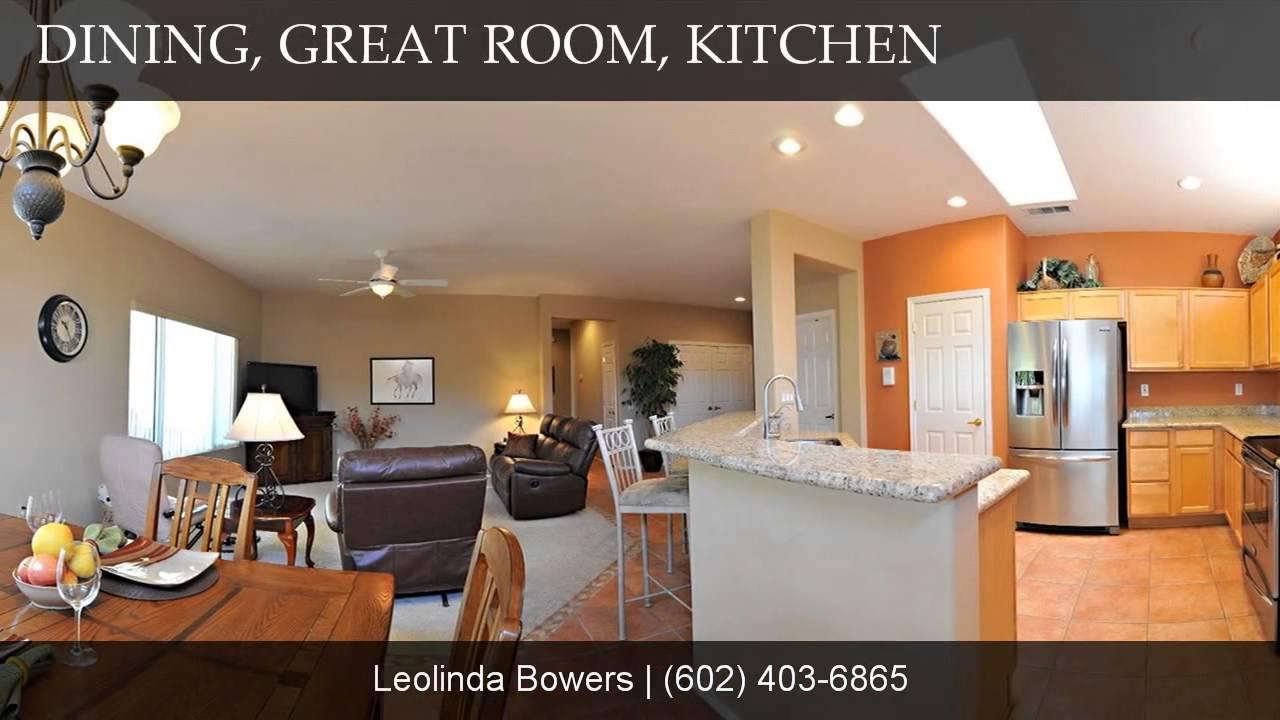 Arizona 2 Bedroom Winter Home in Sun City Grand