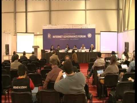 Human rights, Internet policy and the public policy role of ICANN