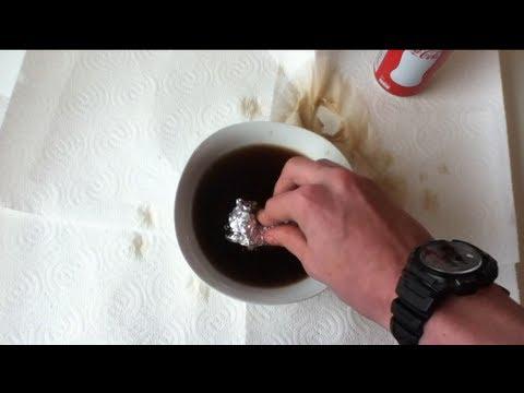 wie kann ich rost entfernen mit cola und aluminium folie rost entfernen cola entfernung. Black Bedroom Furniture Sets. Home Design Ideas
